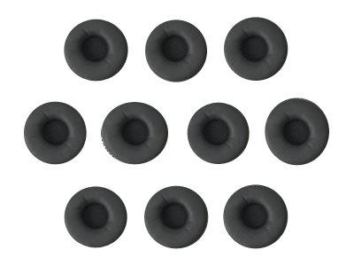 Jabra BIZ 2400 Leatherette Ear Cushions (Large), 10 Unit Pack