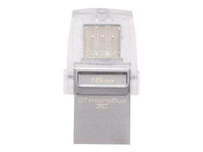 Kingston DataTraveler microDuo 3C 32GB USB 3.0