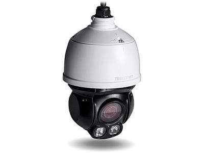 TRENDnet TV-IP430PI Outdoor 2MP Full HD PoE+ IR Speed Dome IP Camera