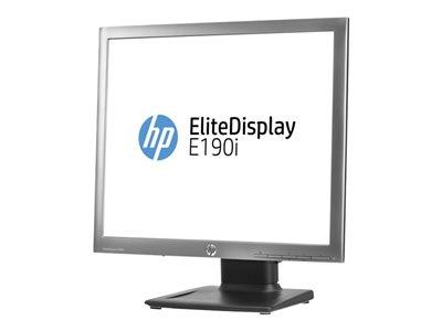 "HP EliteDisplay E190i 19"" 1280x1024 8ms VGA DVI DisplayPort IPS LED Monitor"