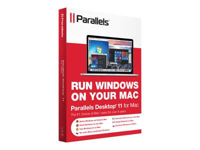 Parallels Desktop 11 for Mac Retail Box EU