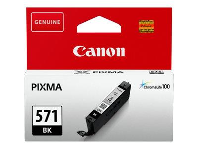 Canon Black Pigment Ink Cartridge