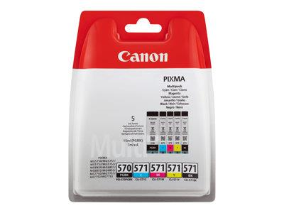 Canon 5 Ink Multipack