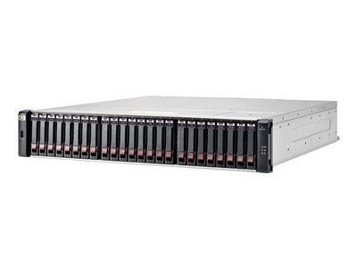 HPE HP Modular Smart Array 2040 SAN Dual Controller SFF Bundle