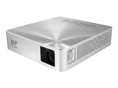 Asus S1 Portable Pocket WXGA Projector Silver