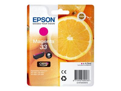 Epson XP530/630/635/830 Magenta Ink Cartridge