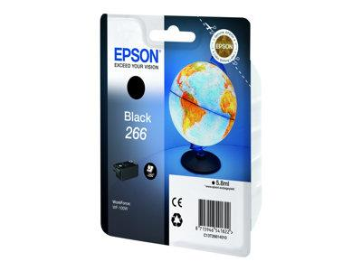 Epson 266 WorkForce WF-100W Black Ink Cartridge