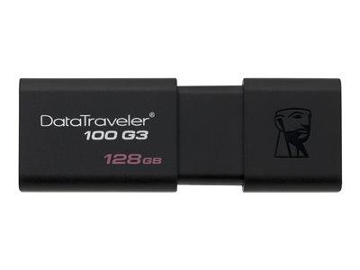 Kingston 128GB DataTraveler 100 G3 USB3.0 Flash Drive