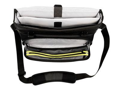 "Targus CityGear 10-14"" Laptop Messenger - Black"