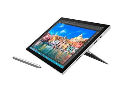 "Microsoft Surface Pro 4 Intel Core i7 8GB 256GB SSD 12.3"" Windows 10 Professional 64-bit"