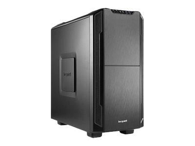 Be Quiet Silent Base 600 Gaming Case ATX No PSU Tool-less - Black