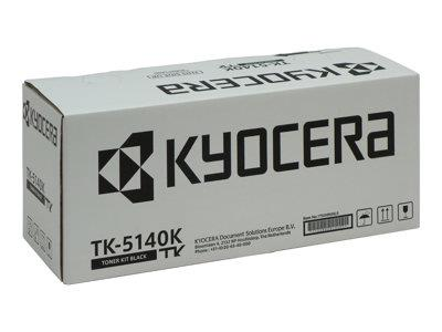 Kyocera Toner Kit TK-5140K Black 7000 Pages