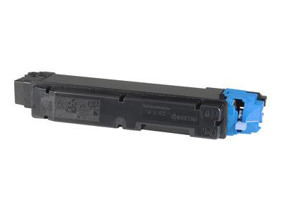 Kyocera Toner Kit TK-5140C Cyan 5000 Pages