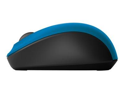 Microsoft Wireless Mobile Mouse 3600 - Blue