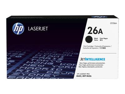 HP 26A Black Original Laserjet Toner