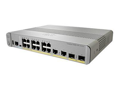 Cisco Catalyst 3560CX-12PC-S Switch Managed 12 x 10/100/1000