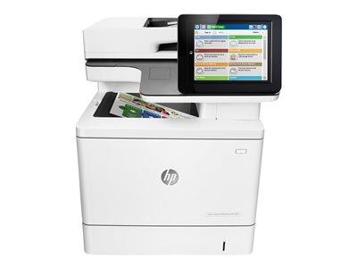HP M577dn Color LaserJet Enterprise Multifunction Printer