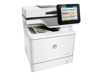 HP M577f Color LaserJet Enterprise Multifunction Printer