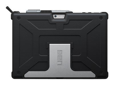 Urban Armor Gear Microsoft Surface Pro 4 Case-Black/Black-Visual Packaging