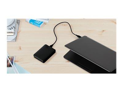 "WD 3TB Elements 2.5"" USB3.0 Portable Hard Drive"