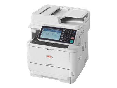 OKI MB 492dn Mono Laser Multifunction Printer