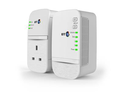 BT Wi-Fi Home Hotspot Plus 600 Kit