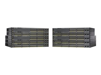 Cisco Catalyst 2960X-48FPS-L Switch Managed 48 x 10/100/1000