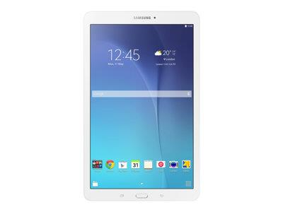 "Samsung Galaxy Tab E 9.6"" 8GB Android - White"