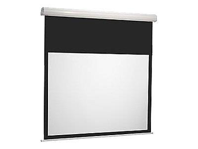 "Euroscreen Manual Pull Down 210cm x 158cm Viewing Area 103"" Diagon"