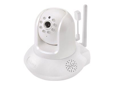 Edimax Wireless HD Day/Night Pan/Tilt Cloud Camera with Temperature Sensor