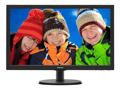 "Philips 223V5LHSB2/00 22"" 1920x1080 VGA HDMI Monitor"
