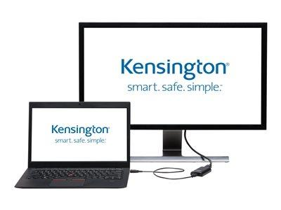 Kensington VP4000 Display Port to HDMI 4K Video Adapter