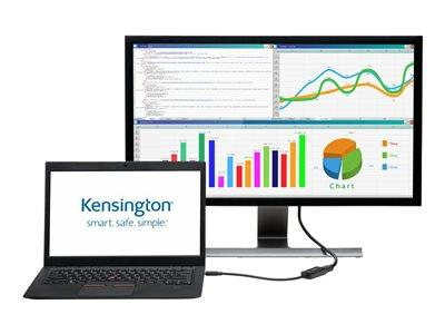 Kensington VM4000 Mini Display Port to HDMI 4K Video Adapter