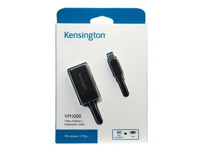 Kensington VM1000 Mini Display Port to VGA Adapter