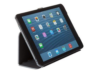 Techair Hardshell Case for iPad Mini 4 - Black