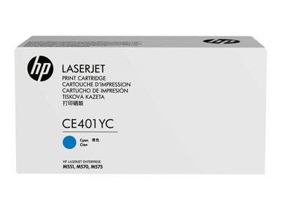 HP Laser Enterprise 500 Cyan M551/MFP