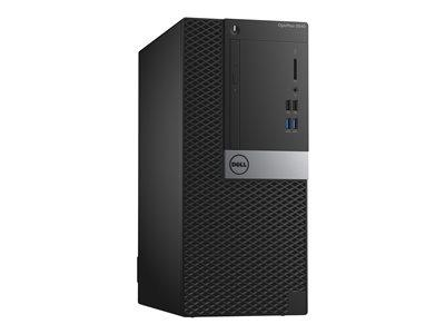 Dell OptiPlex 3040 MT Intel Core i5-6500 8GB 1TB Windows 7 Professional