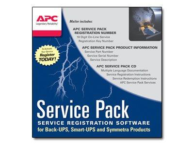 APC Extended Warranty Service Pack Technical Support 1 Year