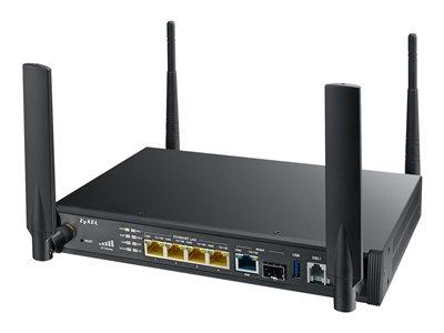 Zyxel SBG3600-N Wireless Router DSL Modem 4-port Switch GigE