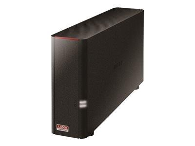 Buffalo LinkStation 510 3TB HS NAS (1x3TB HDD)