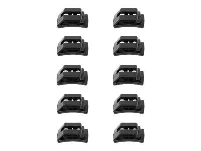 Jabra Cord Clip For Locking The Cable To The Desk, 10 Pcs
