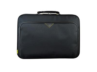 "Techair Clamshell Briefcase for 11.6"" Laptops - Black"