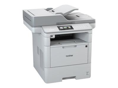 Brother DCPL6600DW All-In-One Mono Laser Printer