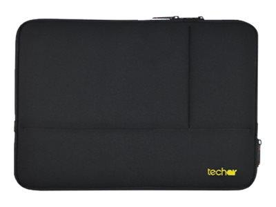 "Techair 13.3"" Black and Grey Carry Sleeve"