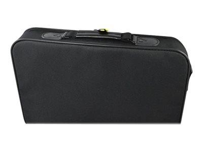 "Techair 14.1"" Clam Shell Laptop Case - Black"