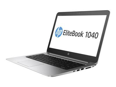 "HP EliteBook 1040 Intel Core i5-6200U 8GB 256GB SSD 14"" Win7Pro"