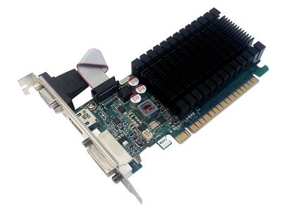 PNY GeForce GT 710 1 GB DDR3 PCIe 2.0 x8 Low Profile DVI D-Sub HDMI