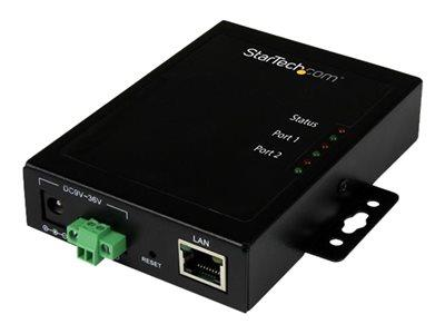 StarTech.com 2PT Serial-to-IP Device Server