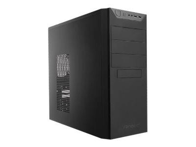 Antec VSK4000B0 U3/U2 ATX Case No PSU 12cm Fan USB 3.0 Black