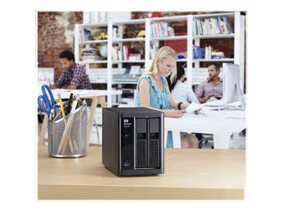 WD 4TB My Cloud Pro Series 2100 (2TB x 2) 2bay Media Server NAS